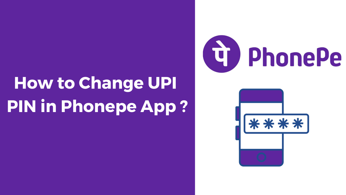 How to Change UPI PIN