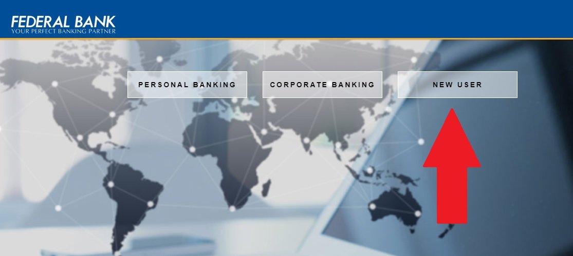 internet Banking Registration Federal Bank