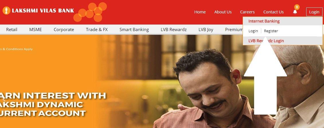 lvb net banking