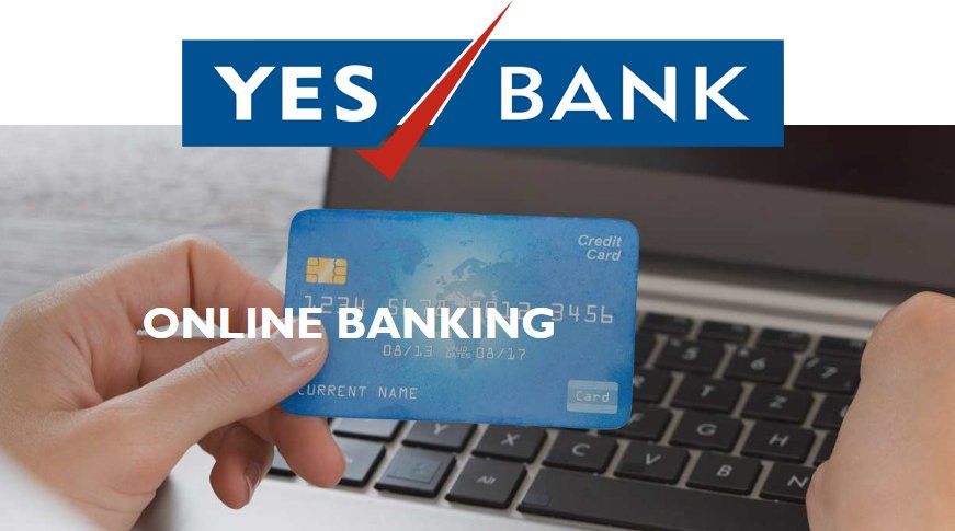 yes bank login