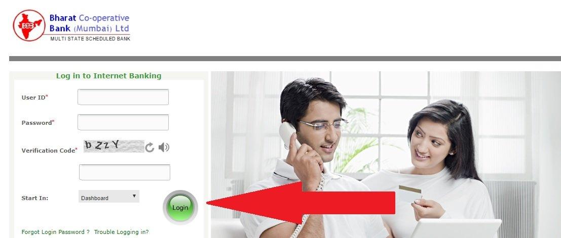 bharat bank login