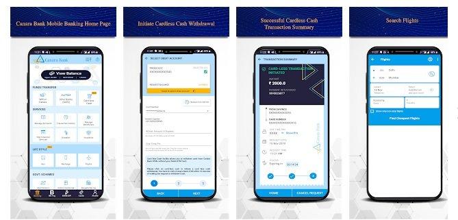 Canara Bank Mobile App