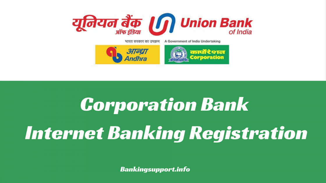 Corporation Bank Internet Banking