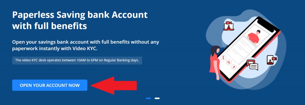 HDFC Zero Balance Account