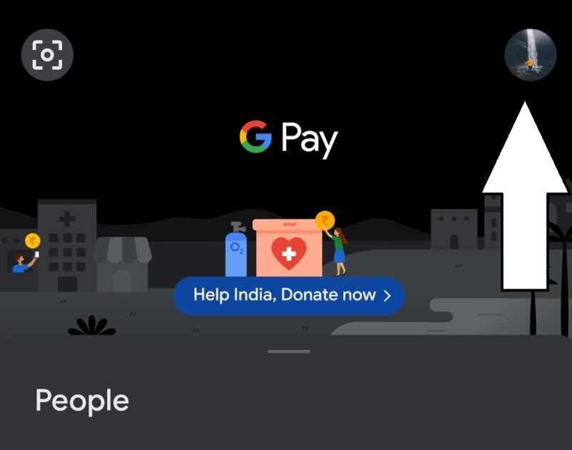 how to find UPI ID in Google Pay