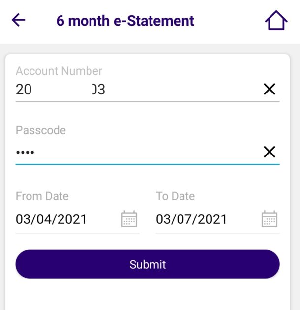 How to get SBI bank statement without Net Banking